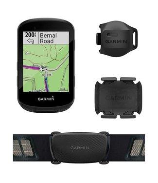 Garmin Edge 530, Cyclometre, GPS: Oui, Cardio: Oui (Poitrine), Cadence: Oui, Noir, 010-02060-10