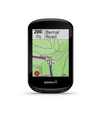 Garmin Edge 830, Cyclometre, GPS: Oui, Cardio: En option, Cadence: Optionnelle, Noir, 010-02061-00