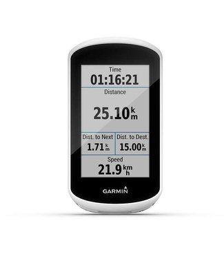 Garmin Edge Explorer, Computer, GPS: Yes, HR: Optional, Cadence: Optional, Black, 010-02029-00