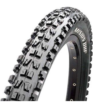 MAXXIS Maxxis, Minion DHF, Tire, 27.5''x2.60, Folding, Tubeless Ready, 3C Maxx Terra, EXO, 120TPI, Black