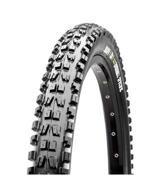 Maxxis Minion DHF, Tire, 26''x2.50, Wire, Clincher, 3C Maxx Grip, 2-ply, 60TPI, Black