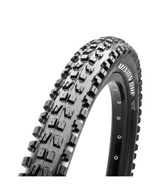 Maxxis Minion DHF, 29x2.50, Flding, 3C Maxx Terra, Tubeless Ready, EX, Wide Trail, 60TPI, 50PSI, Black