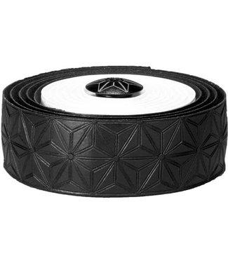 Supacaz Supacaz Super Sticky Kush Handlebar Tape, Multi Colour White and Black /set