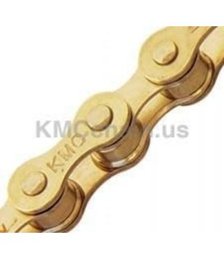 KMC Chain S1 x 112L, Single Speed, Gold