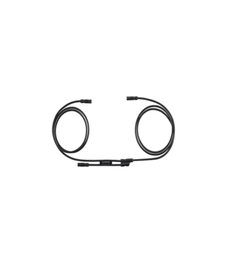 Shimano Y-SPLIT ROOTING, EW-JC130-SM,E-TUBE CONNECTOR X3