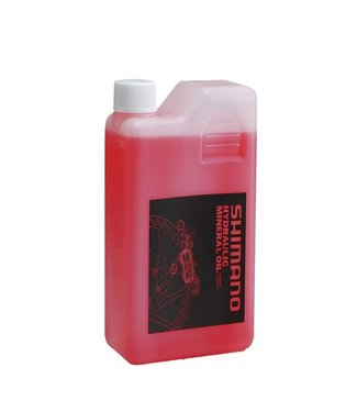 Shimano HYDRAULIC MINERAL OIL (1 L) FOR DISC BRAKE