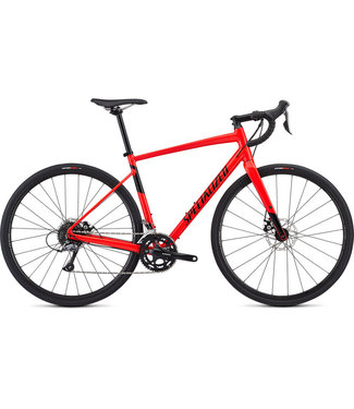 SPECIALIZED DIVERGE MEN E5 - Gloss Rocket Red/Black 56