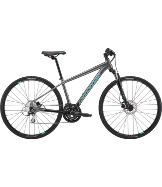 CANNONDALE 700 F Quick Althea 3 GRY SM Grey Small