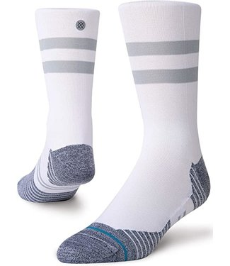 STANCE RUN LIGHT CREW ST WHITE
