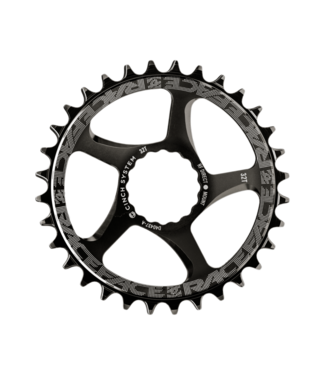 RACE FACE CHAINRING,CINCH,DM,30T,BLK,10-12S