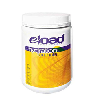ELOAD HYDRATION FORMULA - LEMON 900G