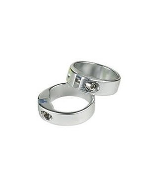 SPECIALIZED POIGNEE LOCK RING ARGENT