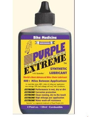 BikeMedicine PURPLE EXTREME CHAIN LUBE 4oz