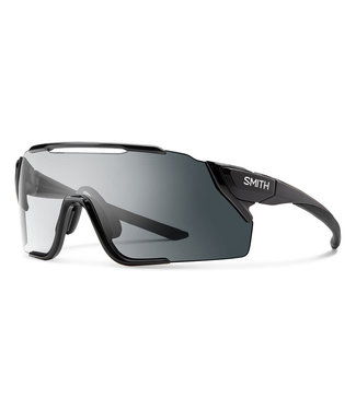 SMITH OPTICS ATTACK MTB BLACK PHOTOCHROMIC CLEAR TO GRAY