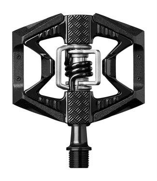 CRANKBROTHERS Doubleshot 3 Black & Black / Black Spring w/ Pins