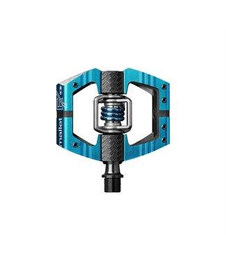 CRANKBROTHERS PEDALE Mallet Enduro - Light Blue / Light Blue Spring