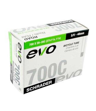 EVO CHAMBRE À AIR  EVO SCHRADER 32MM 700X28/35C