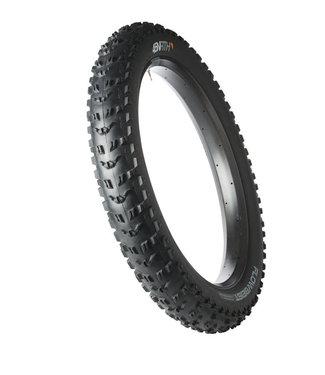 45NRTH Flowbeist Tire - 26 x 4.6, Tubeless, Folding, Black, 120tpi