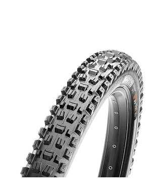 MAXXIS Assegai, Tire, 29''x2.50, Folding, Tubeless Ready, 3C Maxx Grip, Double Down, Wide Trail, 120x2TPI, Black