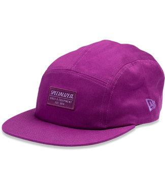 SPECIALIZED NEW ERA 5 PANEL HAT SPECIALIZED CSTBRY OSFA