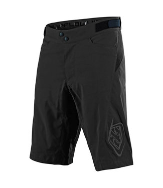 TROY LEE DESIGN FLOWLINE SHORT SHELL BLACK