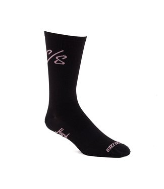 SPECIALIZED ROAD TALL SOCK SAGAN COLL BLK UNDRX M