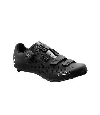 FIZIK SOULIER R4B Uomo - BOA Carbon - Black/White - Size 46