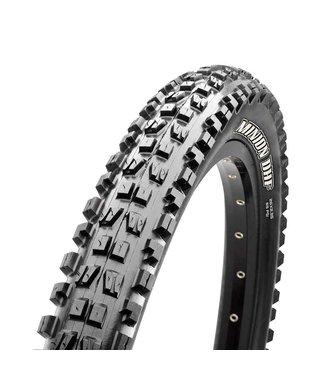 MAXXIS Minion DHF, Tire, 27.5''x2.50, Wire, Clincher, 3C Maxx Grip, 2-ply, 60TPI, Black