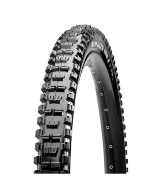 Maxxis Minion DHR2, Tire, 26''x2.30, Folding, Tubeless Ready, 3C Maxx Terra, EXO, 60TPI, Black
