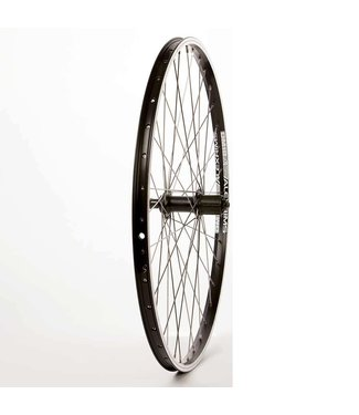 WHEEL SHOP Wheel Shop, Alex DM18 Noir/ Shimano Acera FH-T3000, Roue, Arriere, 26'' / 559, Trous: 36, QR, 135mm, Sur jante, Shimano HG