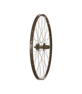 Wheel Shop Alex MD21/Shimano M525/DT Inox 26'', Roue, : Disque IS 6-boulons, 26'' / 559, Arriere, Trous: , QR, 135mm, Shimano HG