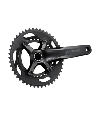 SHIMANO FRONT CHAINWHEEL, FC-RX600, GRX, FOR REAR 11-SPEED, 2-PCS