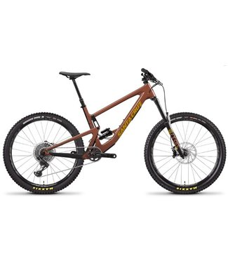 SANTA CRUZ Bronson 3 C 27.5  L Red Tide