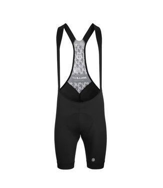 ASSOS MILLE GT BIB SHORTS BLACKSERIES