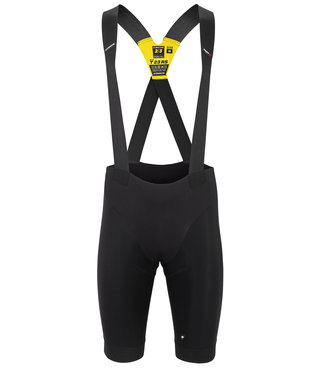 ASSOS EQUIPE RS SPRING FALL BIB SHORTS S9 BLACKSERIES