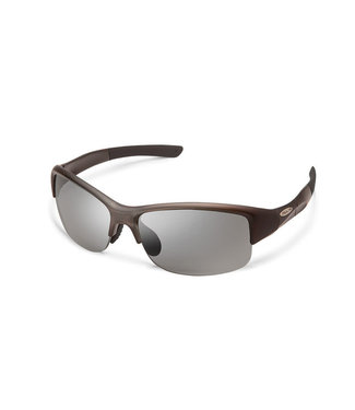 Suncloud TORQUE (NEW) MATTE SMOKE PHOTOCHROMIC POLYCARBONATE