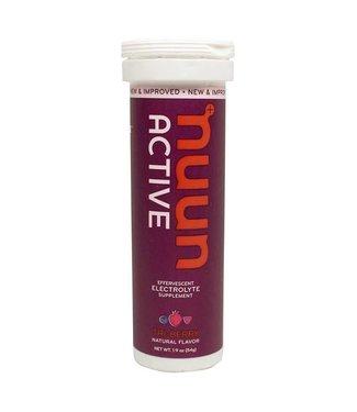 Nuun Active, Comprimes, 8 tubes, Tri-Berry