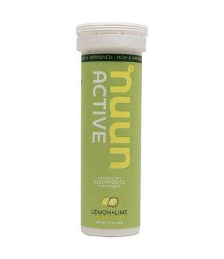 Nuun Active, Comprimes, Citron/Lime