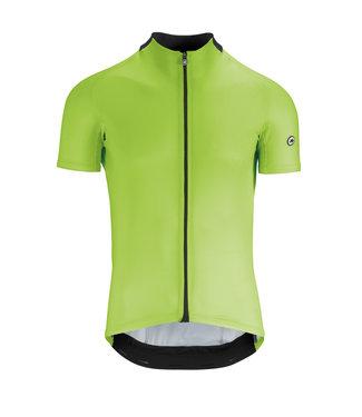 ASSOS MILLE GT Short Sleeve Jersey visibilityGreen M