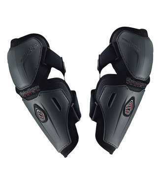 Troy Lee Designs Elbow Guards - Gray - Youth