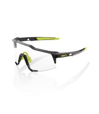 100% SPEEDCRAFT - Gloss Black - Photochromic Lens