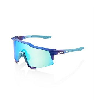 100% SP20 - SPEEDCRAFT - Matte Metallic Into the Fade - Blue topaz