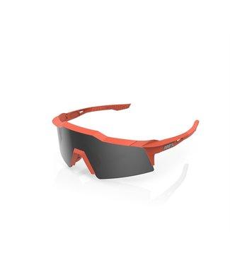100% SP20 - SPEEDCRAFT SL - Soft Tact Coral - Smoke lens