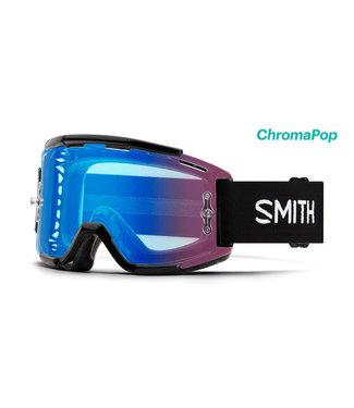 SMITH Squad MTB Bike Goggles: Black  ChromaPop Contrast Rose