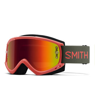 Smith Optics Fuel V.1 SAGE / RED ROCK - RED MIRROR