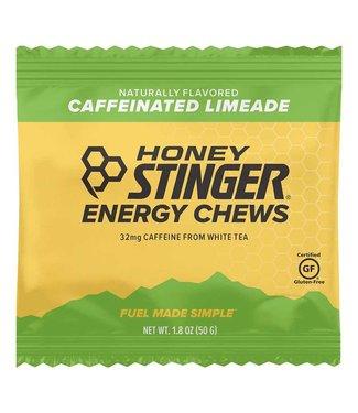 HONEY STINGER Organic Energy Chews, 50g, Lime