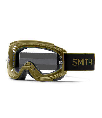 SMITH OPTICS Squad MTB MYSTIC GREEN - CLEAR AF