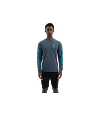 SPECIALIZED SPECIALIZED TEE MEN Cast Blue L