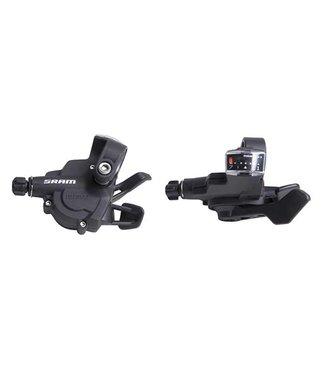 SRAM X.3 Trigger shifter, 3x7sp, Pair