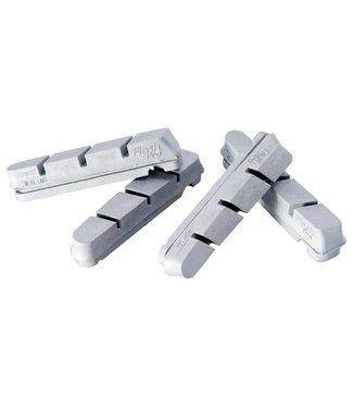 ZIPP Zipp, Tangente Platinum Pro Evo, Replacement cartridge pads for carbon rims, Sram/Shimano compatible, pair
